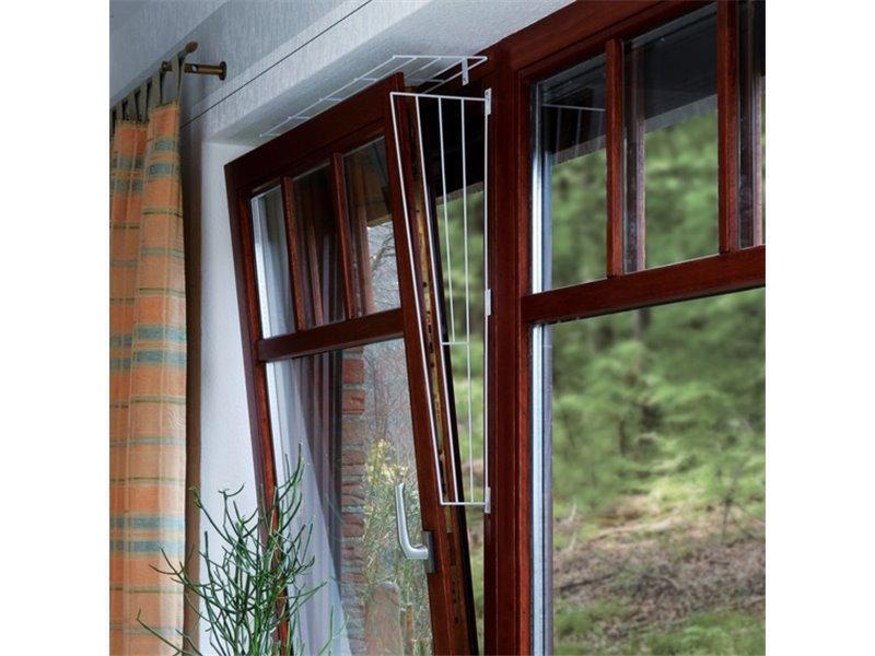 Trixie Krata zabezpieczająca przed wyjściem kota przez okno : WERSJA BOCZNA