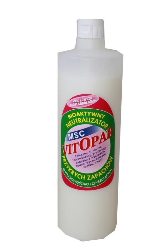 VITOPAR® MSC- bioaktywny koncentrat do czyszczenia i neutralizacji przykrych zapachów 1L