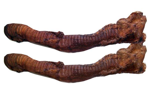 Tchawica wołowa- gryzak dla psa, CAŁA