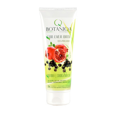 Botaniqa For Ever Bath Açaí and Pomegranate Conditioner - odżywka dla każdego rodzaju szaty 0,25l