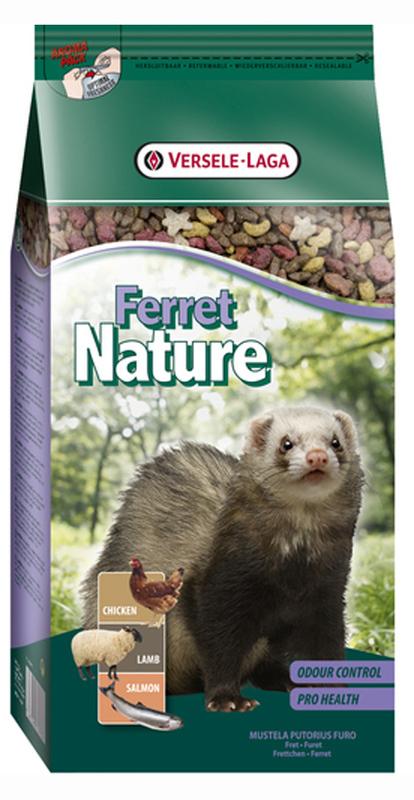 VERSELE-LAGA Ferret Nature karma dla fretki, 750g