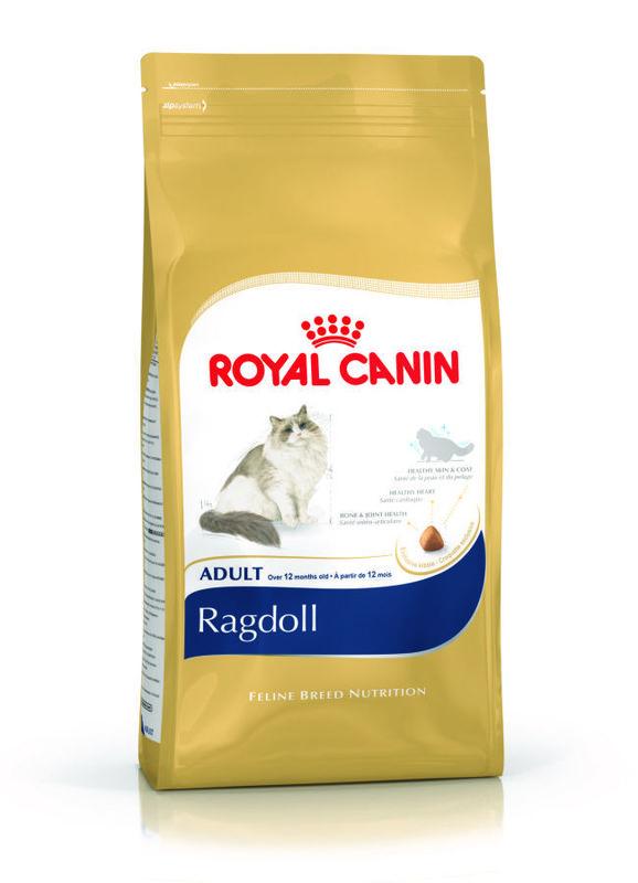ROYAL CANIN Adult Ragdoll- karma dla kotów rasy Ragdoll