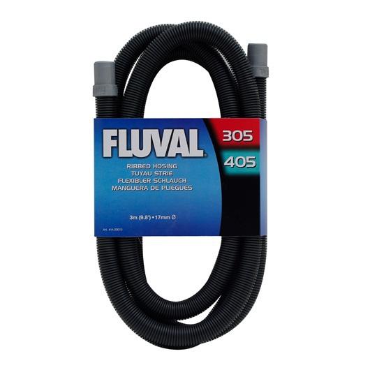 Fluval 305/405 - żebrowany wąż do filtra 3m/17mm