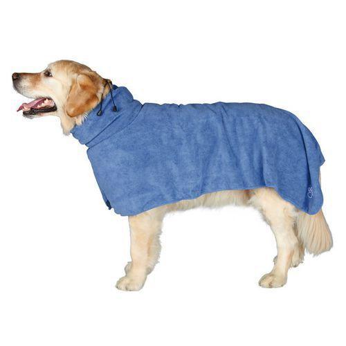Trixie Ręcznik kąpielowy- szlafrok z mikrofibry dla psa