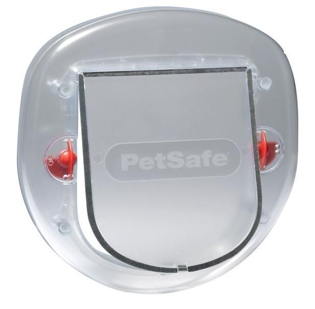b1ea4fdaf065c6 Petsafe Staywell- przeźroczyste drzwiczki dla dużego kota lub psa małej rasy