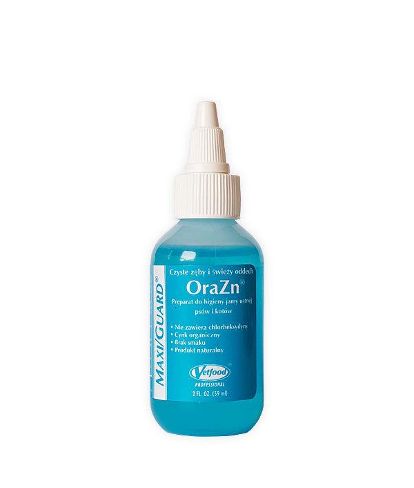 VETFOOD Maxi/Guard OraZN 59ml - preparat do higieny jamy ustnej do codziennego stosowania dla psów i kotów