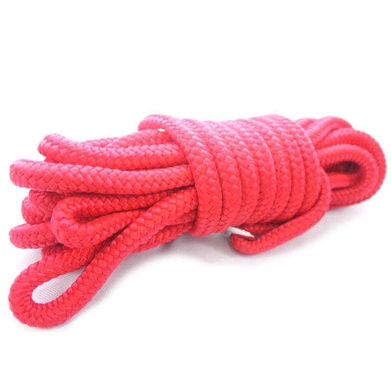 CHAMPION Linka za śladem (do tropienia) uniwersalna dla psów, czerwona