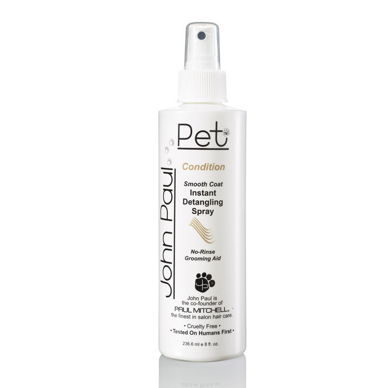 JOHN PAUL PET Instant Detangling Spray - preparat ułatwiający rozczesywanie 236ml