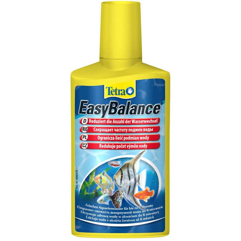tetra easy balance uzdatniacz stabilizuj cy parametry wody dla rybek. Black Bedroom Furniture Sets. Home Design Ideas