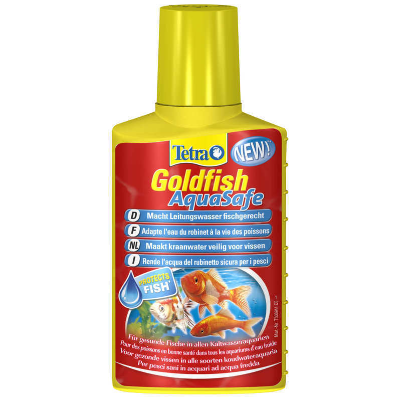 TETRA Goldfish AquaSafe - preparat do uzdatniania wody