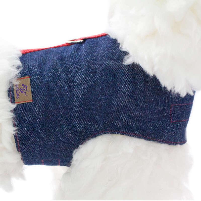 OSSO DI CANE Summer Navy Blue - kubraczek dla psa, Nowa letnia kolekcja!