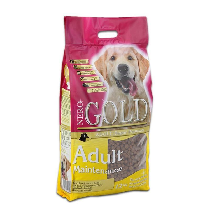 Nero Gold Adult Maintenance - Karma dla psów dorosłych, nieskotłuszczowa
