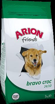 ARION Friends Bravo Croc 24/10 - Sucha karma dla psa dorosłego