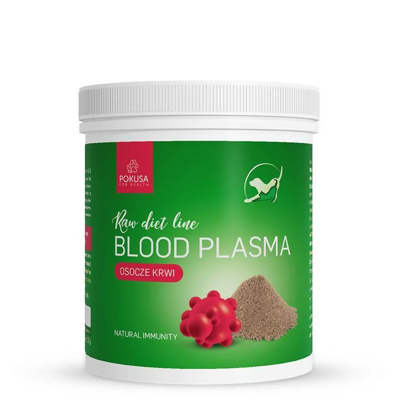 POKUSA RawDietLine Osocze krwi - Wzmacnia odporność organizmu