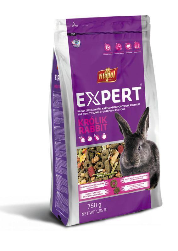 VITAPOL - Expert karma pełnoporcjowa dla królika