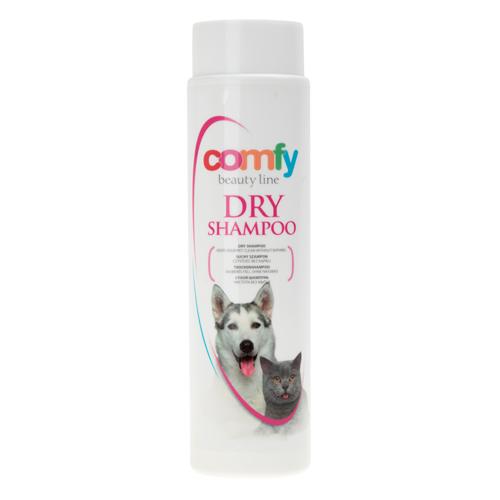COMFY Dry Shampoo - suchy szampon dla psów i kotów, 200g