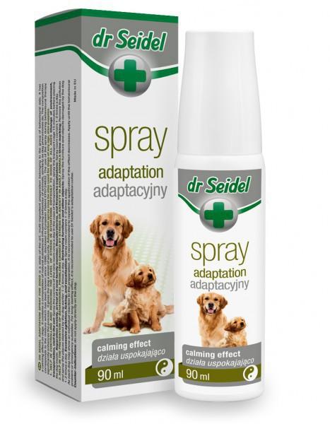 DR SEIDEL - Spray adaptacyjny dla psów, 90ml
