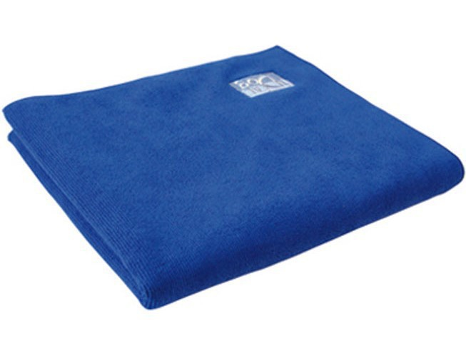 PHOENIX - ręcznik do kąpieli psów 40 cm x 60 cm, kolor niebieski