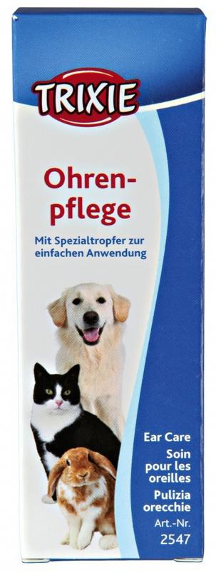 TRIXIE Płyn do pielęgnacji uszu zwierząt 50 ml