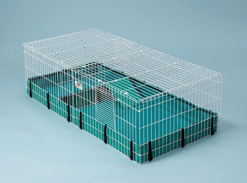 MIDWEST Klatka dla świnek morskich zamykana od góry 120 x 60 x 30 cm