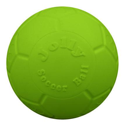 JOLLY PETS Piłka nożna dla psa w kolorze zielonym