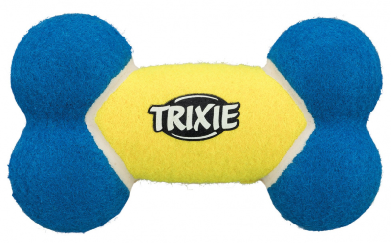 TRIXIE Kość tennis dla psa 17 cm