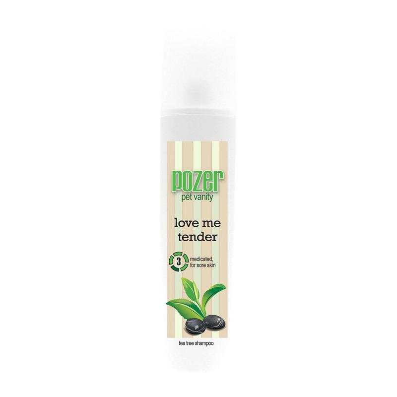 Pozer Love Me Tender Shampoo - szampon łagodzący podrażnienia skórne