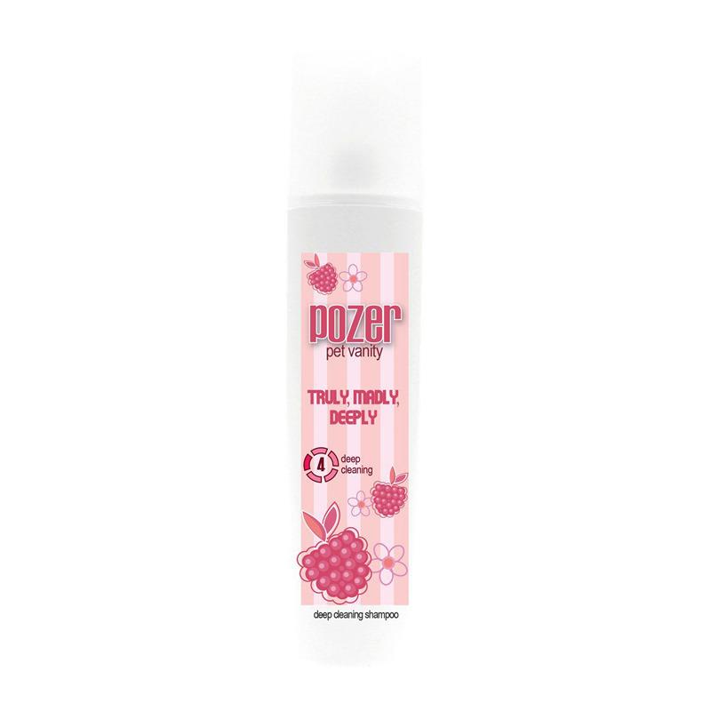 Pozer Truly, Madly Deeply Shampoo - głęboko myjący szampon o zapachu mango