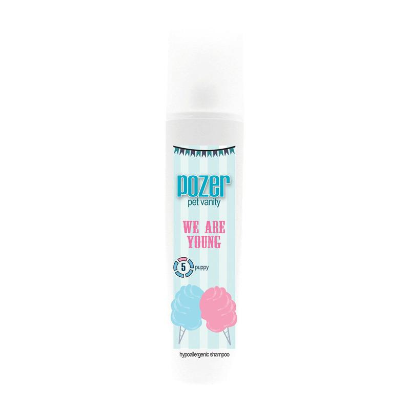 Pozer We Are Young Shampoo - delikatny szampon dla szczeniąt i psów wrażliwych