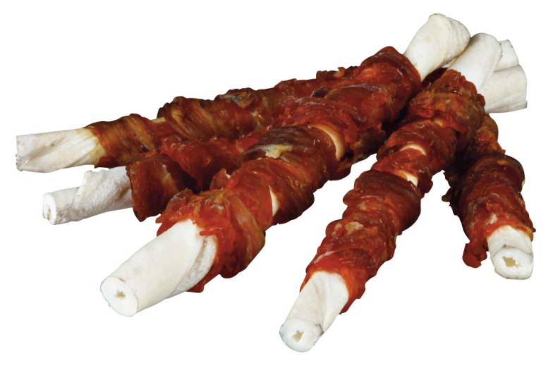 TRIXIE Pałeczki z mięsem bawolim Denta Fun dla psów 70 g