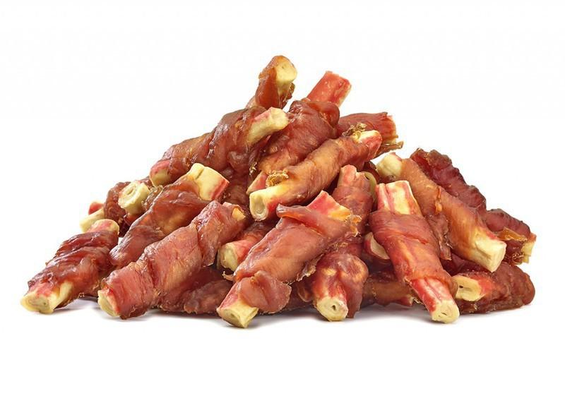 SMACZAKI Surimi o Smaku Krabowym - smakołyk dla psa, 500g