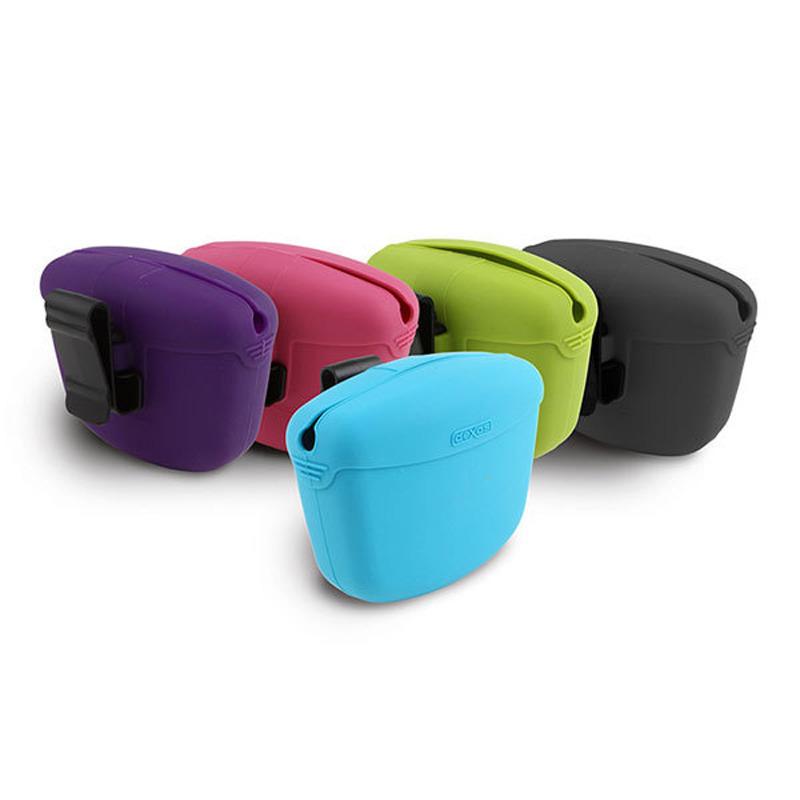 DEXAS Pooch Pouch - innowacyjna, wygodna, silikonowa saszetka na smakołyki