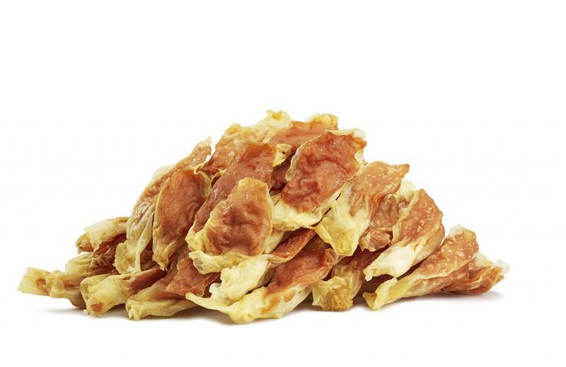 SMACZAKI Uszy Królicze z Kurczakiem - smakołyk dla psa, 500g