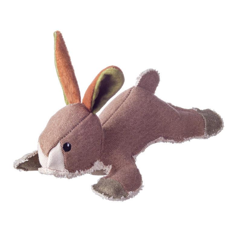 BARRY KING Królik pluszowy - Miękka zabawka dla psa 30cm