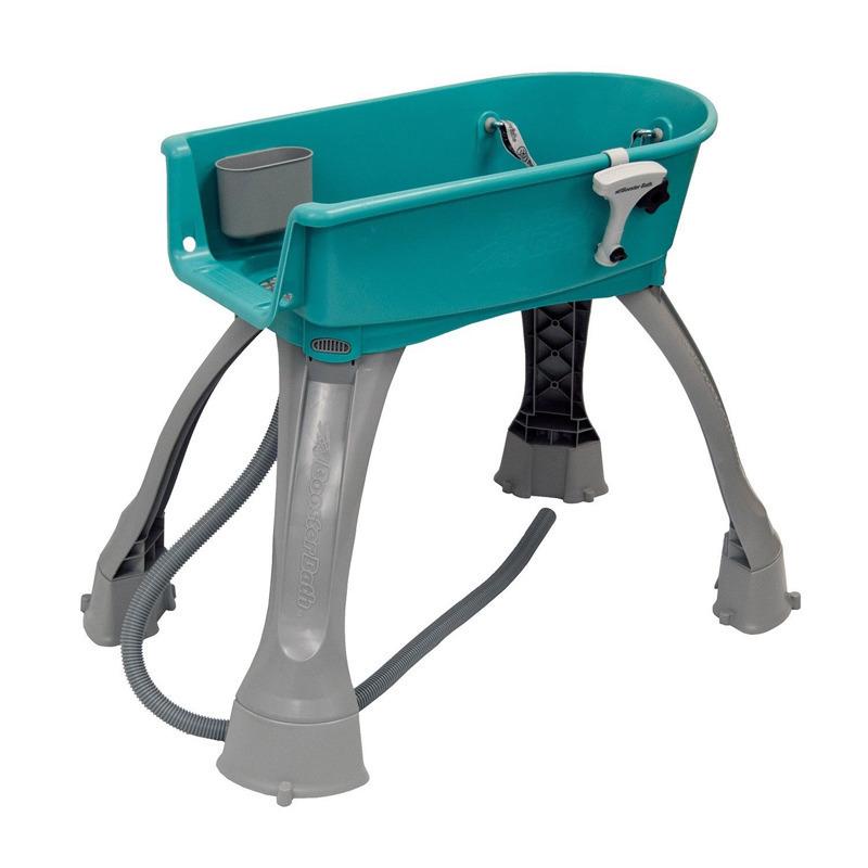 Booster Bath - wanna do kąpieli zwierząt, mała, kolor zielony