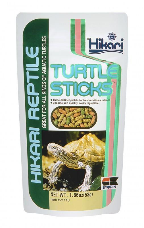 HIKARI Turtle Sticks 120g - pokarm dla żółwi