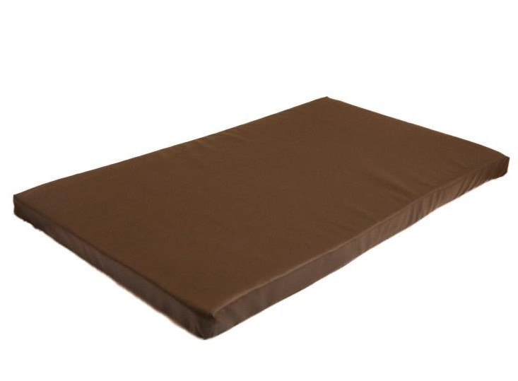 SANDIPETS Materac Dewon dla psa w kolorze brązowym