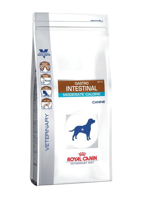 ROYAL CANIN Gastro Intestinal Moderate Calorie - karma weterynaryjna dla psów z nadwagą