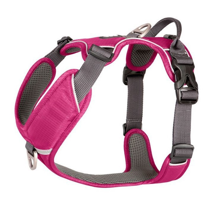 DOG COPENHAGEN Comfort Walk Pro - szelki dla psa w kolorze różowym