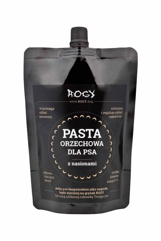 ROGY Pasta orzechowa smakołyk dla psa 300g