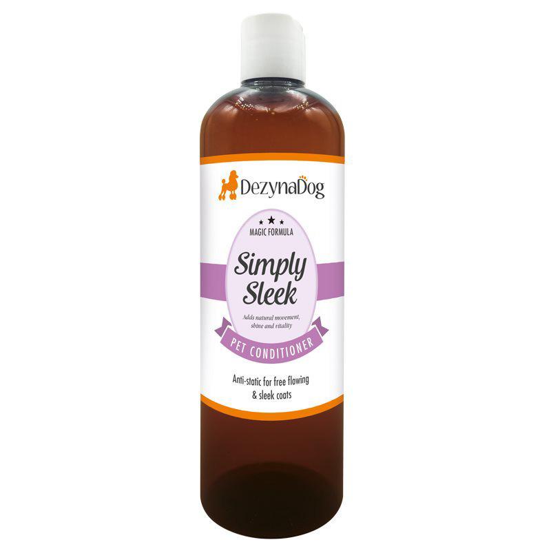 DeZynaDog Magic Formula Simply Sleek Conditioner - odżywka do półdługiego i długiego włosa