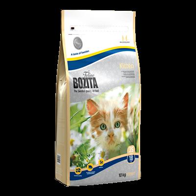 BOZITA Feline Funktion Kitten sucha karma dla kociąt 400g, 2kg i 10kg