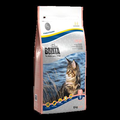 BOZITA Feline Funktion Sensitive Large sucha karma dla kota 400g, 2kg i 10kg