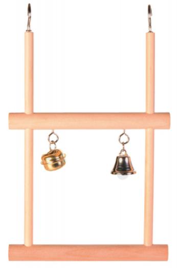 TRIXIE Podwójna huśtawka z dzwonkami dla ptaków