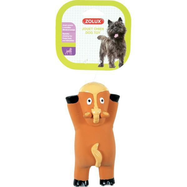 ZOLUX Koń - lateksowa zabawka dla psa, 16cm