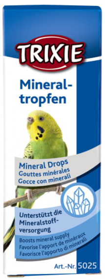 TRIXIE Krople mineralne 15 ml