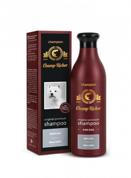 CHAMPION Champ-Richer szampon dla psów, biała sierść 250ml