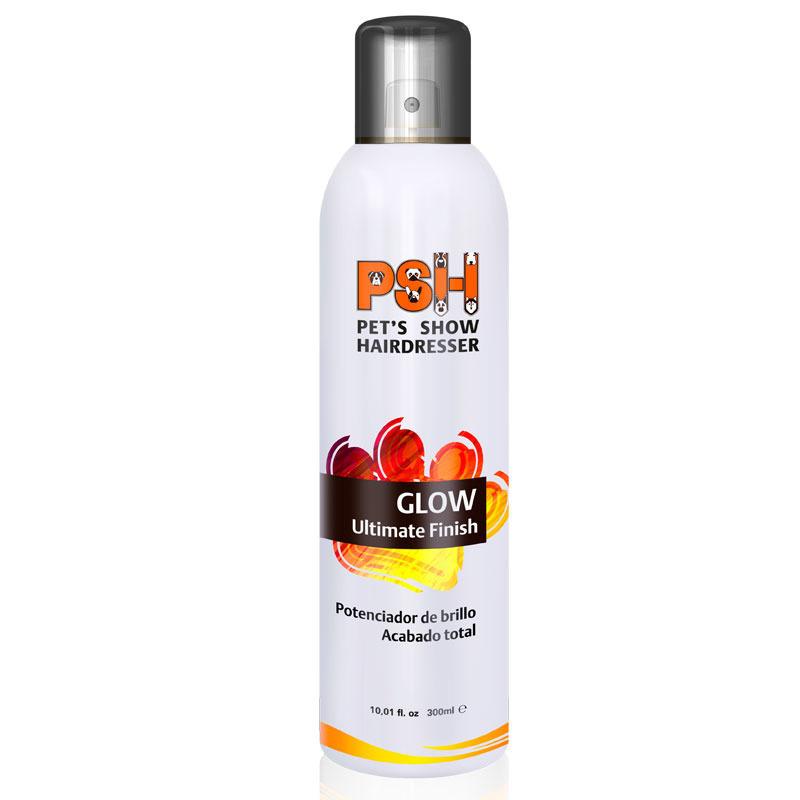 PSH Glow Ultimate Finish Spray - preparat wieloczynnościowy (nabłyszczacz + antystatyk) 300 ml