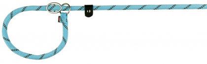 TRIXIE Smycz dławikowa Sporty Rope dla psa, jasnoniebieski