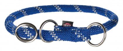 TRIXIE Obroża zaciskowa Sport Rope dla psa, niebieska